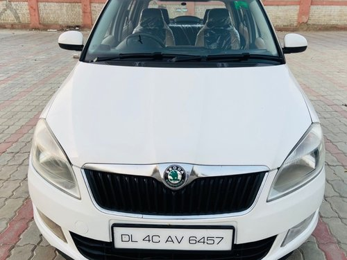 2011 Skoda Fabia for sale at low price