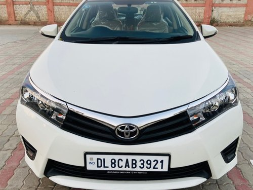 2015 Toyota Corolla Altis in North Delhi