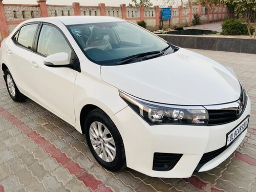 2015 Toyota Corolla Altis in North Delhi-2