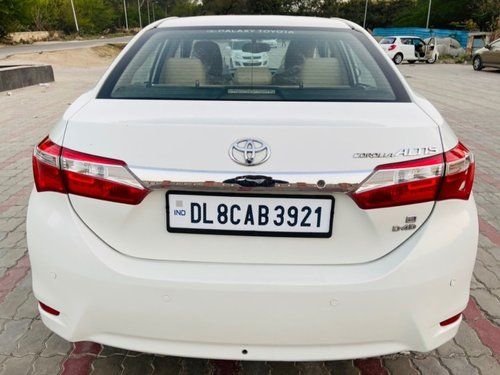2015 Toyota Corolla Altis in North Delhi-5