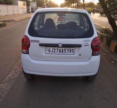 Used 2014 Alto K10 VXI Optional  for sale in Ahmedabad