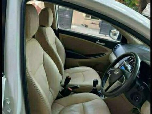 Used 2012 Verna 1.6 CRDI  for sale in Hyderabad
