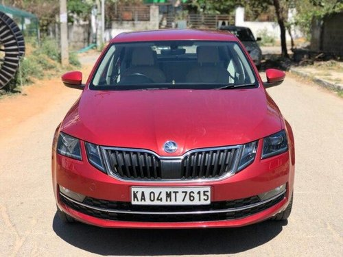 Used 2017 Octavia 2.0 TDI AT Style Plus  for sale in Bangalore
