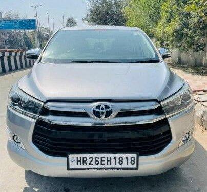 Used 2020 Innova Crysta  for sale in New Delhi