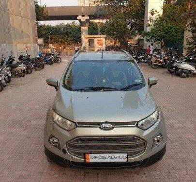 Used 2014 EcoSport 1.5 DV5 MT Titanium  for sale in Mumbai