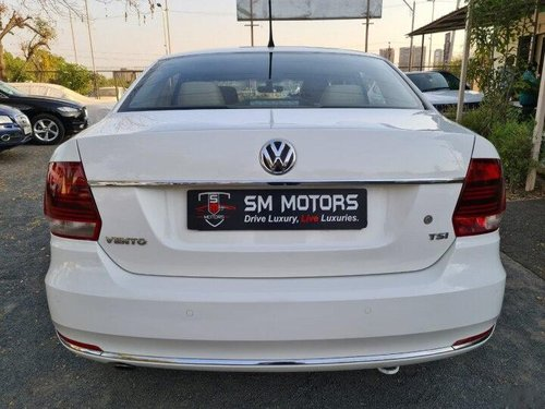 Used 2017 Vento 1.2 TSI Highline AT  for sale in Ahmedabad