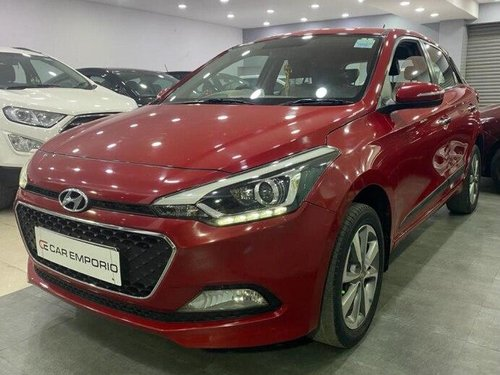 Used 2017 i20 Asta Option 1.4 CRDi  for sale in Hyderabad