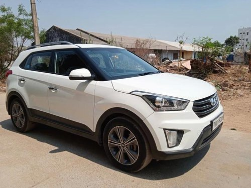Used 2016 Creta 1.6 CRDi AT SX Plus  for sale in Hyderabad