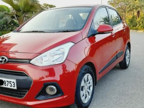Used 2014 Hyundai Xcent low price