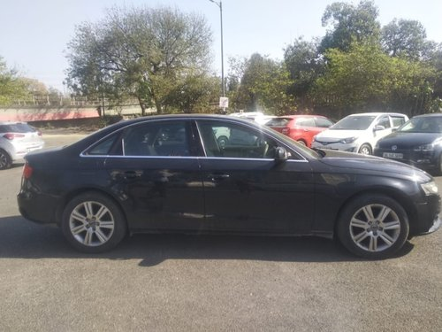 Used 2010 Audi A4 low price