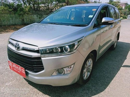 Used 2017 Innova Crysta 2.8 ZX AT  for sale in Indore