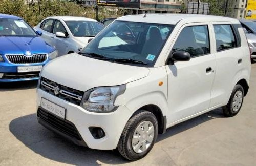 Used 2019 Wagon R CNG LXI Opt  for sale in Pune