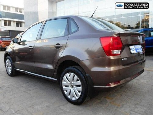 Used 2017 Ameo 1.2 MPI Comfortline  for sale in Chennai