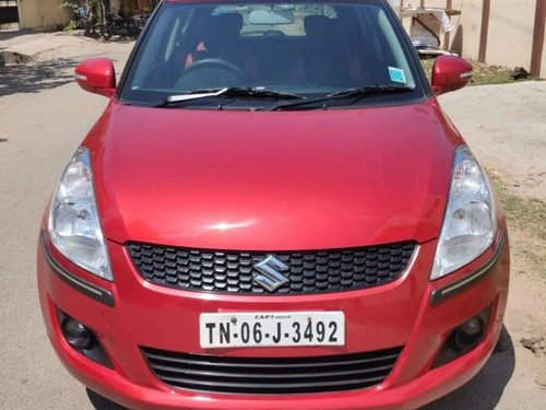 Used 2013 Swift ZXI  for sale in Chennai