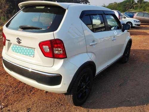 Used 2018 Ignis 1.2 Zeta  for sale in Goa