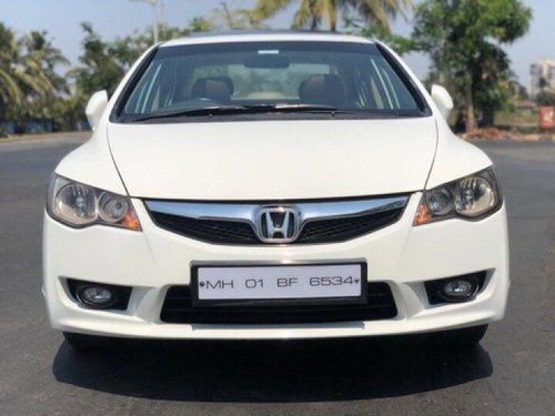 Used 2012 Civic 1.8 V MT Sunroof  for sale in Mumbai