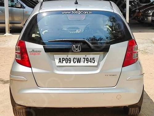 Used 2010 Jazz Active  for sale in Hyderabad