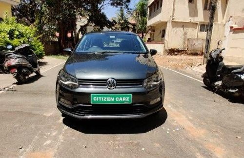 Used 2016 Polo 1.2 MPI Comfortline  for sale in Bangalore
