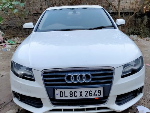 Used 2011 Audi A4 low price
