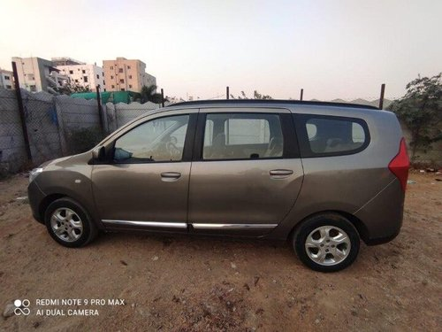 Used 2015 Lodgy 110PS RxZ 7 Seater  for sale in Hyderabad