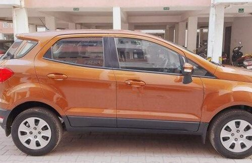 Used 2018 EcoSport 1.5 Petrol Trend  for sale in Chennai