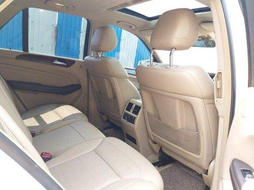 Used 2014 M Class ML 350 CDI  for sale in Mumbai