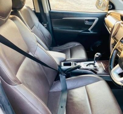 Used 2017 Fortuner 4x4 AT  for sale in Mumbai