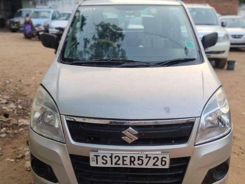 Used 2015 Wagon R CNG LXI  for sale in Hyderabad