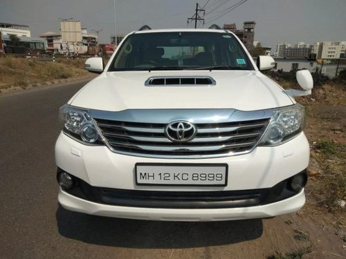 Used 2013 Fortuner 4x4 MT  for sale in Pune