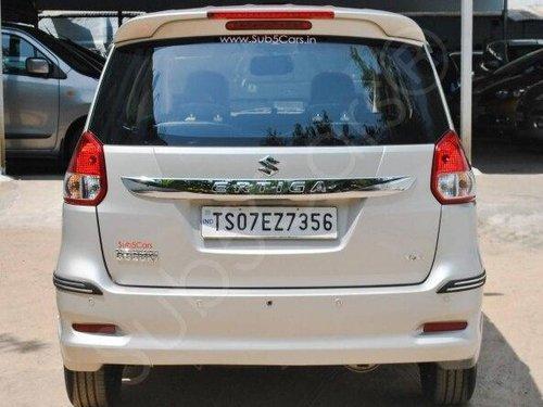 Used 2016 Ertiga VXI AT  for sale in Hyderabad