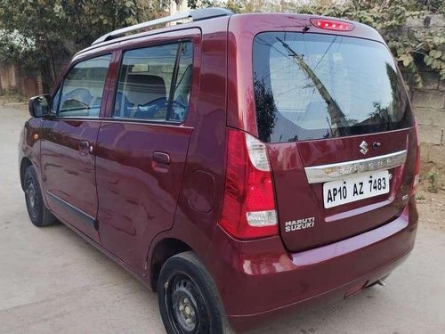 Used 2012 Wagon R VXI  for sale in Hyderabad