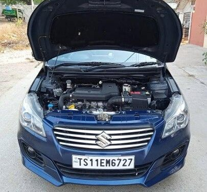 Used 2018 Ciaz Alpha  for sale in Hyderabad