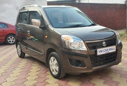 Used 2015 Wagon R CNG LXI  for sale in Pune