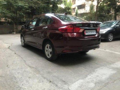 Used 2016 City i-VTEC CVT VX  for sale in Mumbai