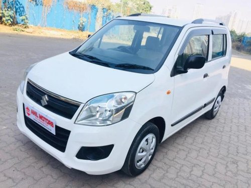 Used 2013 Wagon R CNG LXI  for sale in Thane