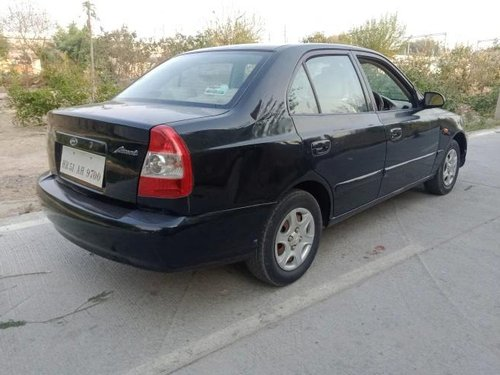 Used 2010 Accent Executive CNG  for sale in Faridabad