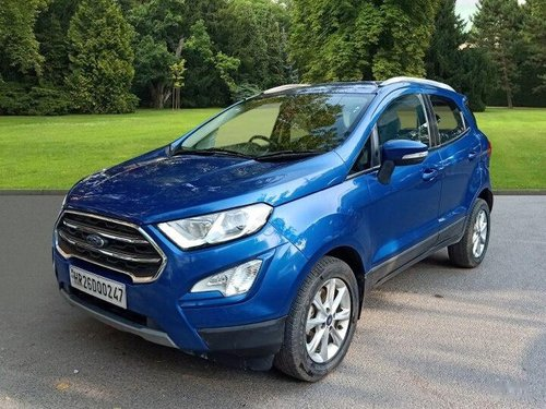 Used 2018 EcoSport 1.5 TDCi Titanium Plus  for sale in New Delhi