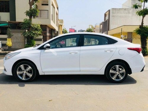 Used 2017 Verna 1.6 CRDi SX  for sale in Ahmedabad