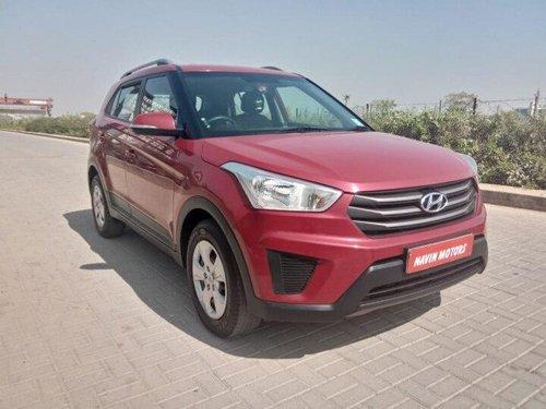 Used 2016 Creta 1.6 E Plus  for sale in Ahmedabad