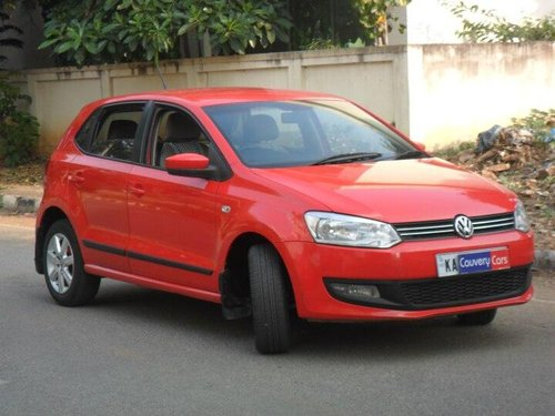 Used 2012 Polo Petrol Highline 1.2L  for sale in Bangalore