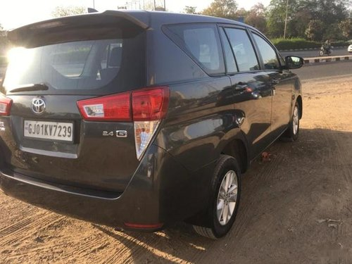 Used 2019 Innova Crysta 2.4 G MT  for sale in Ahmedabad