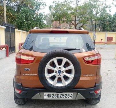 Used 2019 EcoSport 1.5 Petrol Titanium  for sale in New Delhi