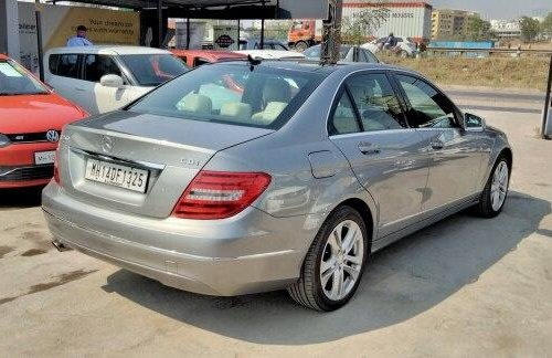 Used 2012 C-Class C 250 CDI Avantgarde  for sale in Pune-12