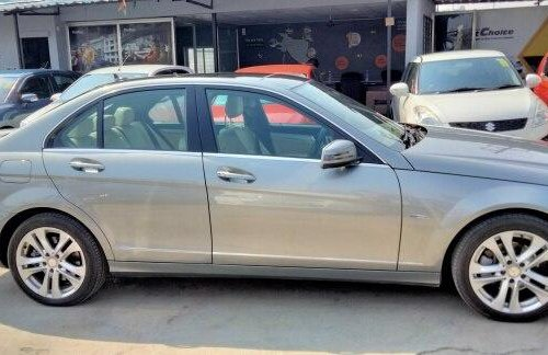 Used 2012 C-Class C 250 CDI Avantgarde  for sale in Pune