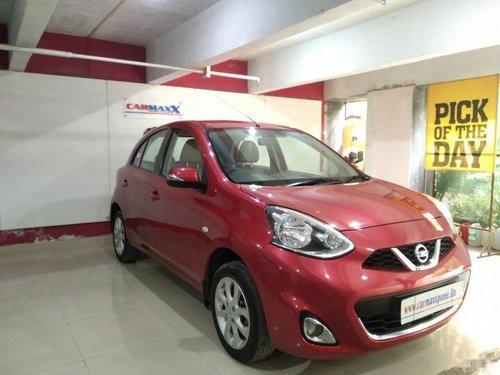 Used 2015 Micra XV CVT  for sale in Pune