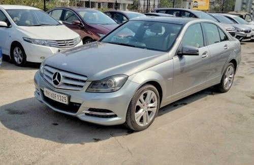 Used 2012 C-Class C 250 CDI Avantgarde  for sale in Pune-16