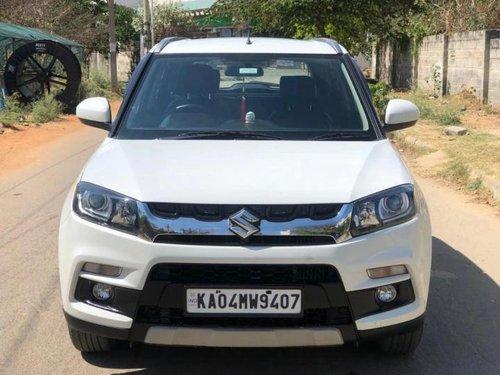 Used 2019 Vitara Brezza ZDi  for sale in Bangalore