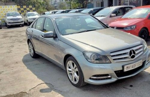 Used 2012 C-Class C 250 CDI Avantgarde  for sale in Pune-18