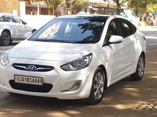 Used 2012 Verna 1.6 SX  for sale in Ahmedabad