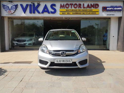 Used 2016 Amaze S i-DTEC  for sale in Ahmedabad